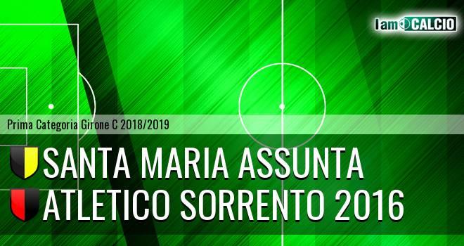 Santa Maria Assunta - Atletico Sorrento 2016