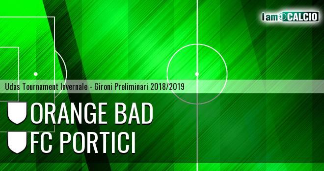 Orange Bad - FC Portici