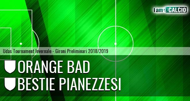 Orange Bad - Bestie Pianezzesi