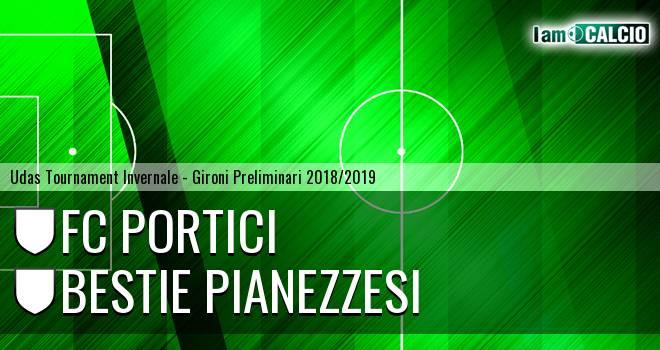 FC Portici - Bestie Pianezzesi
