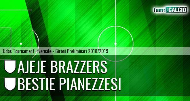 Ajeje Brazzers - Bestie Pianezzesi