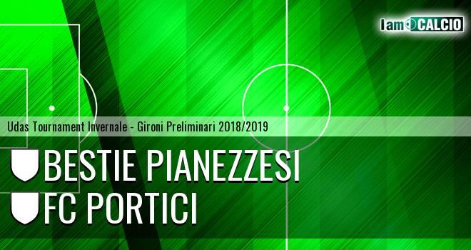 Bestie Pianezzesi - FC Portici