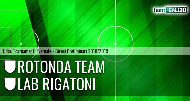 Rotonda Team - LAB Rigatoni