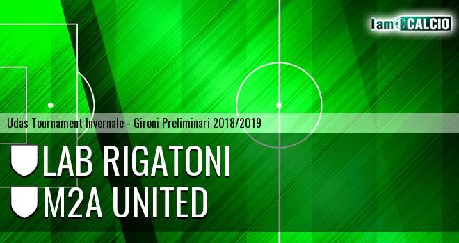 LAB Rigatoni - M2A United