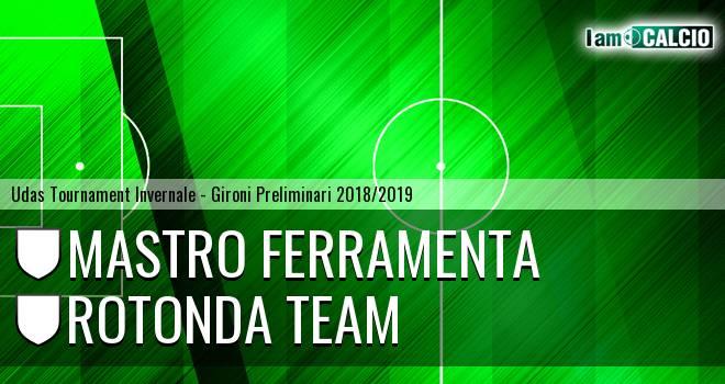 Mastro Ferramenta - Rotonda Team