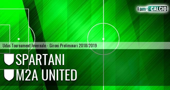 Spartani - M2A United