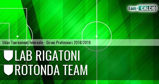 LAB Rigatoni - Rotonda Team