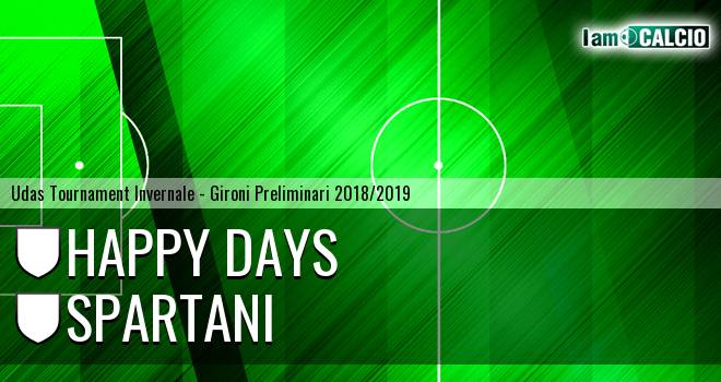 Happy Days - Spartani