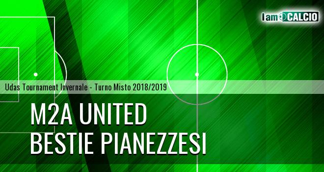 M2A United - Bestie Pianezzesi