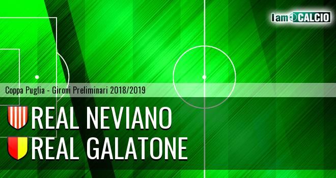 Real Neviano - Galatina