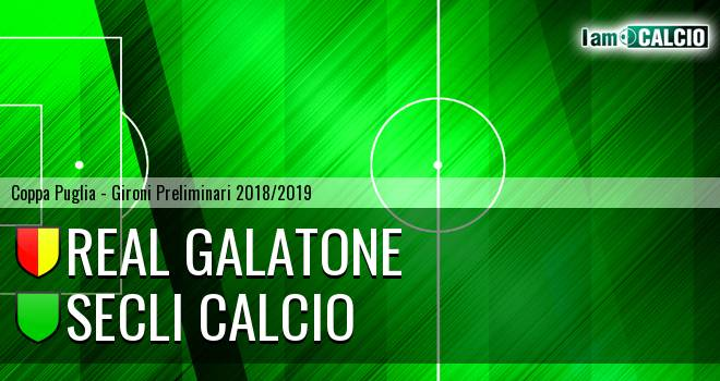 Real Galatone - Secli Calcio