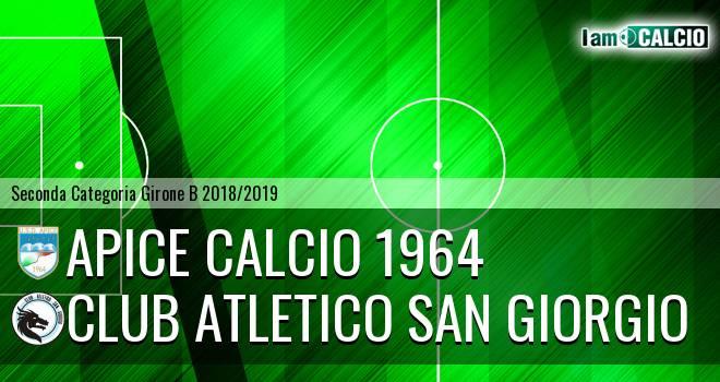 Apice Calcio 1964 - Club Atletico San Giorgio