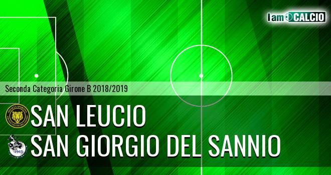 San Leucio - San Giorgio del Sannio
