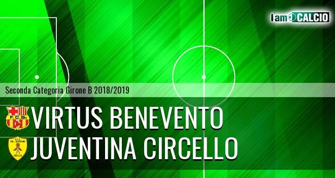 Virtus Benevento - Juventina Circello