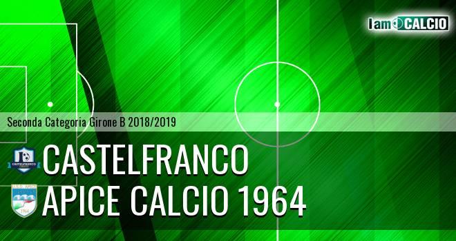 Castelfranco - Apice Calcio 1964