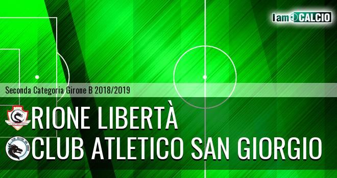 Rione Libertà - Club Atletico San Giorgio