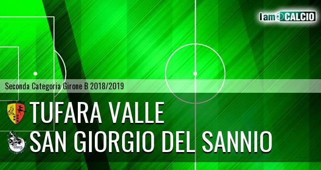 Tufara Valle - San Giorgio del Sannio