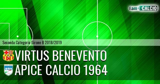 Virtus Benevento - Apice Calcio 1964