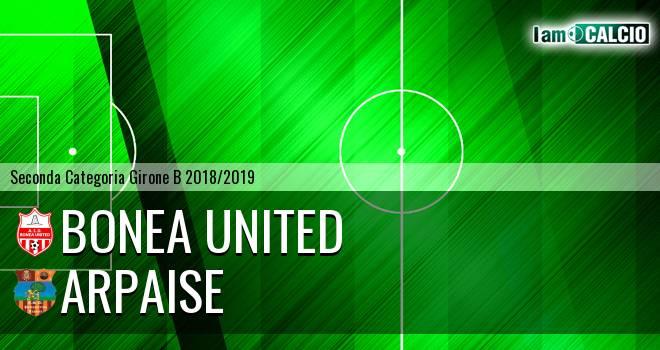 Bonea United - Arpaise