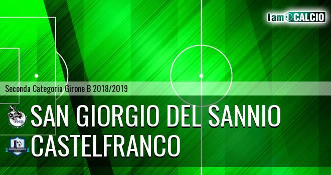 San Giorgio del Sannio - Castelfranco