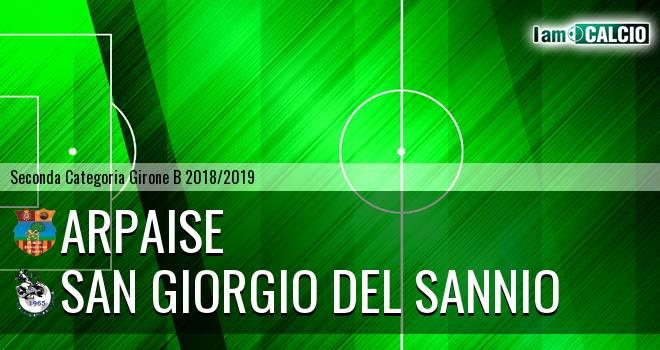 Arpaise - San Giorgio del Sannio