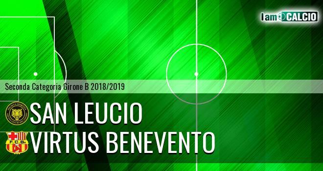 San Leucio - Virtus Benevento