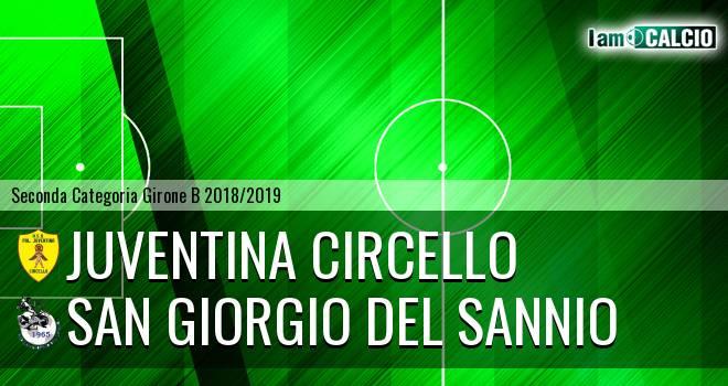 Juventina Circello - San Giorgio del Sannio
