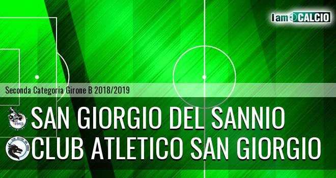 San Giorgio del Sannio - Club Atletico San Giorgio