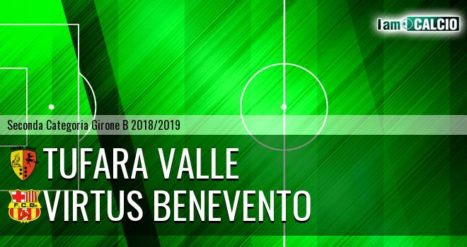 Tufara Valle - Virtus Benevento