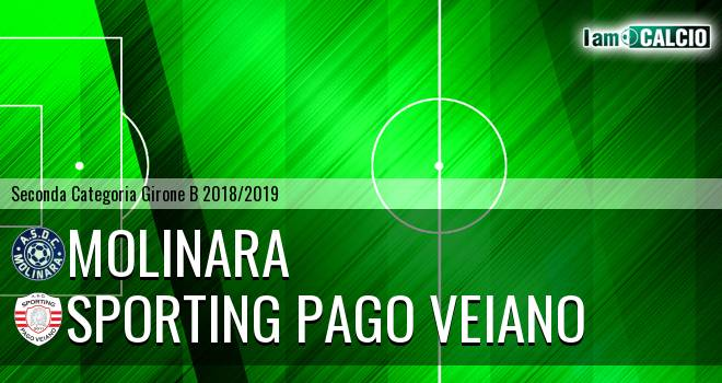 Molinara - Sporting Pago Veiano