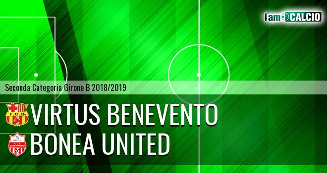 Virtus Benevento - Bonea United