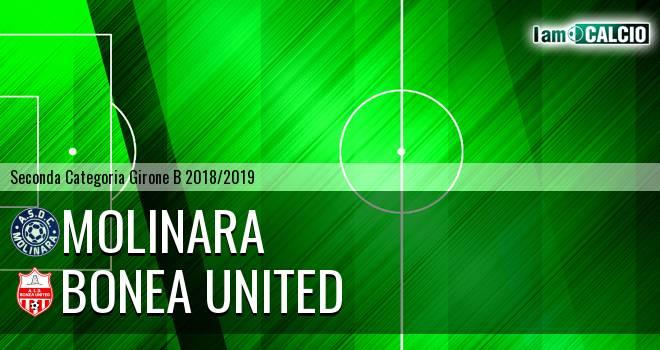 Molinara - Bonea United
