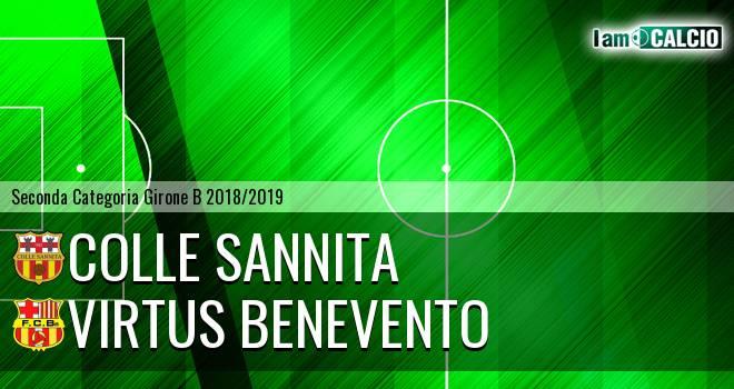 Colle Sannita - Virtus Benevento