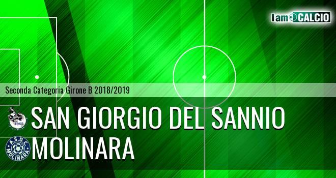 San Giorgio del Sannio - Molinara