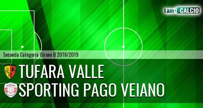 Tufara Valle - Sporting Pago Veiano