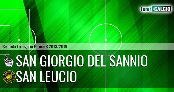 San Giorgio del Sannio - San Leucio