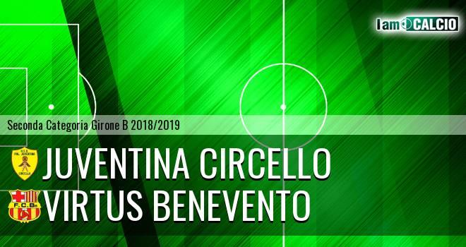 Juventina Circello - Virtus Benevento