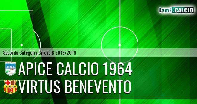 Apice Calcio 1964 - Virtus Benevento
