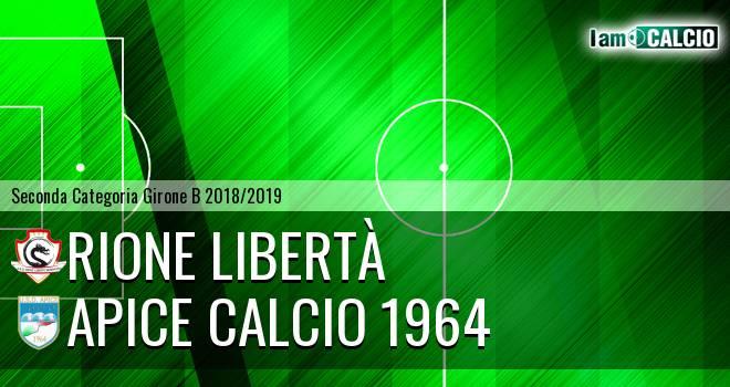 Rione Libertà - Apice Calcio 1964