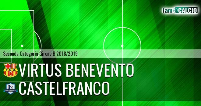 Virtus Benevento - Castelfranco