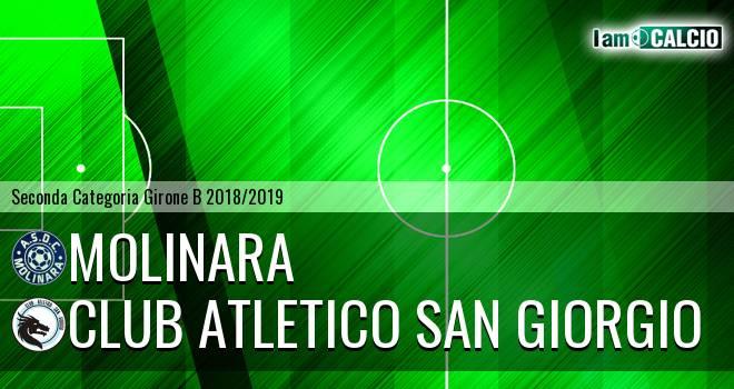 Molinara - Club Atletico San Giorgio