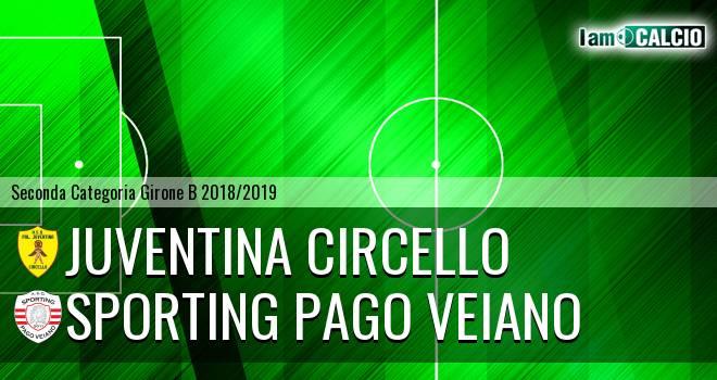 Juventina Circello - Sporting Pago Veiano