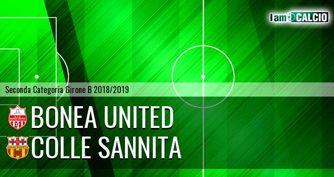 Bonea United - Colle Sannita