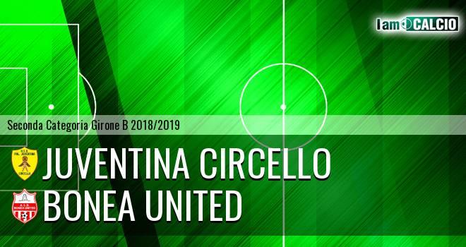 Juventina Circello - Bonea United