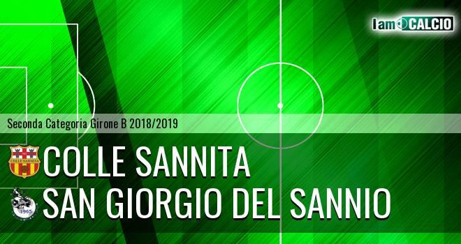 Colle Sannita - San Giorgio del Sannio