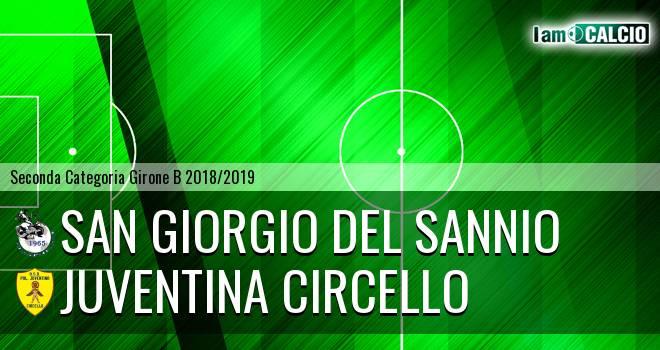San Giorgio del Sannio - Juventina Circello