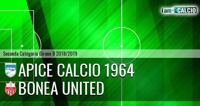 Apice Calcio 1964 - Bonea United