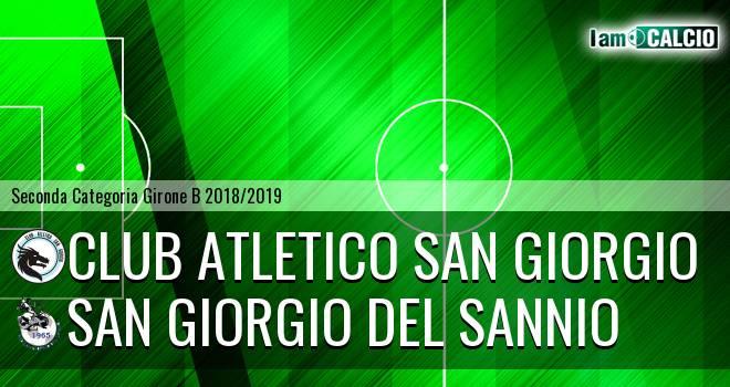 Club Atletico San Giorgio - San Giorgio del Sannio