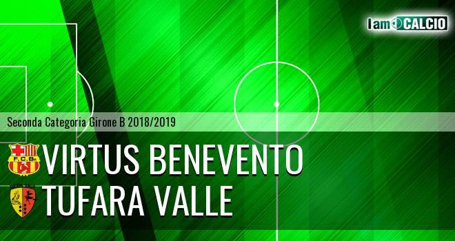 Virtus Benevento - Tufara Valle