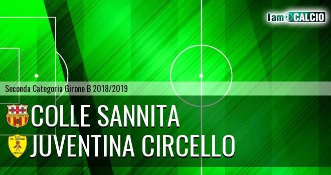 Colle Sannita - Juventina Circello
